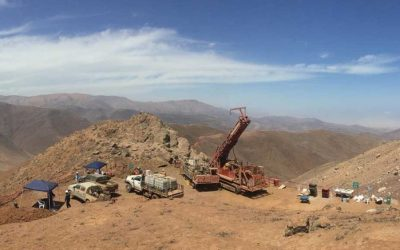 Camino Minerals moving forward with drilling in Los Chapitos (12-07-2017)