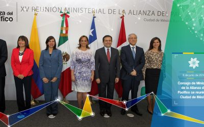 Ministers of the Pacific Alliance will meet in PERUMIN33 (26-07-2017)