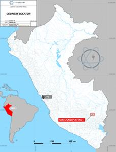 Azincourt Energy will buy the lithium project Macusani-Cuzco from Guevan Petroleum