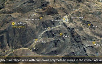 Chakana Copper will raise CAD$8 million to explore in Peru