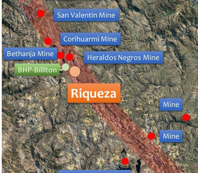 Inca Minerals Signs Exclusive Option Agreement With South 32