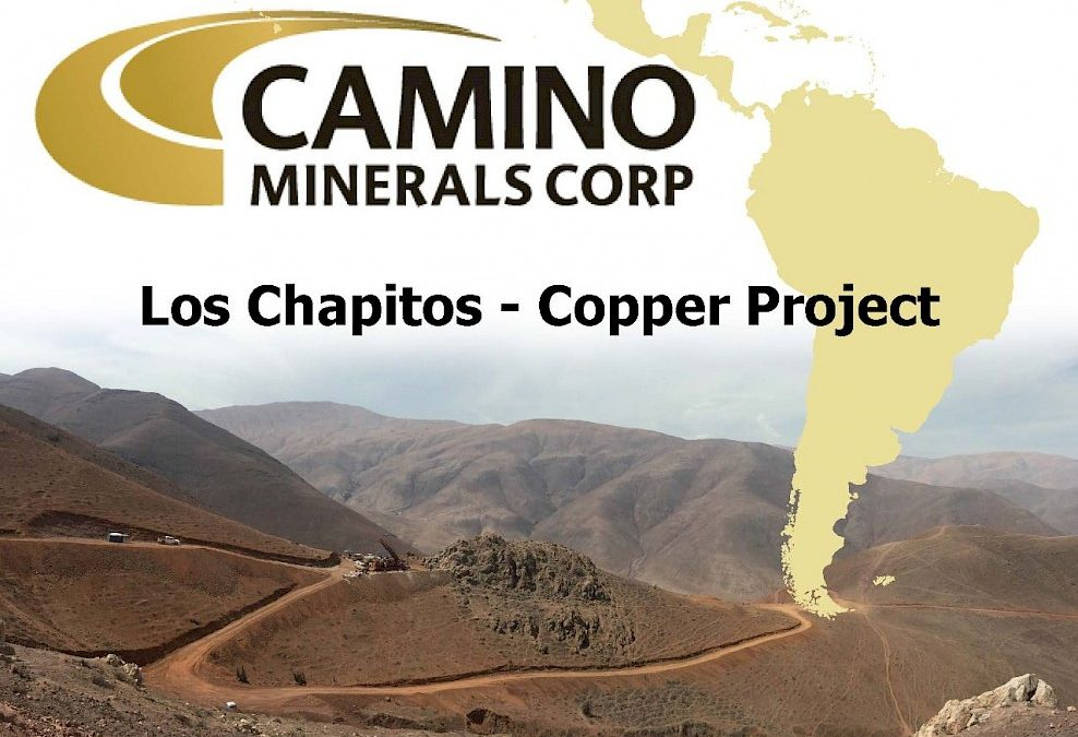 Camino Minerals updates technical report for Los Chapitos