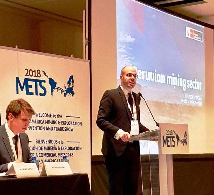 METS Fair 2018 EUROPEAN UNION AND MINING (18/04/18)
