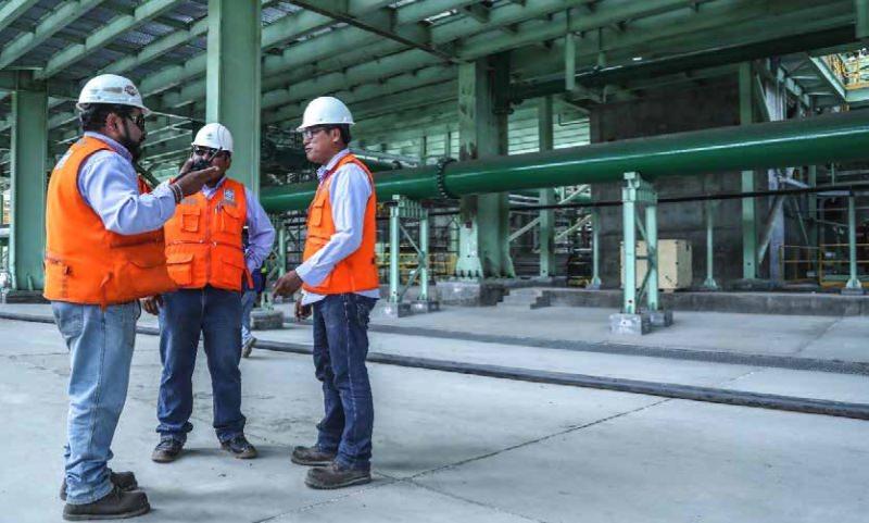 Shougang elevará su producción de hierro en 30% para 2019