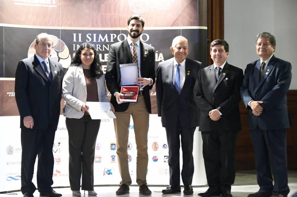 II Simposio Internacional de Paleontología del Perú fue inaugurado en el Museo de Minerales