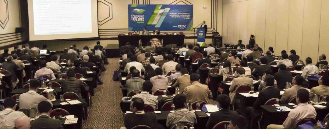 3er. Congreso de Relaves Perú 2018 presentará últimas tecnologías en la gestión de depósitos de relaves