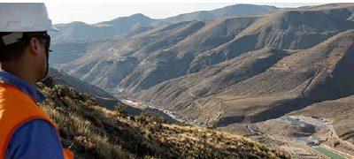 Anglo American: Quellaveco la ayudará a producir más de 1 Mt de cobre