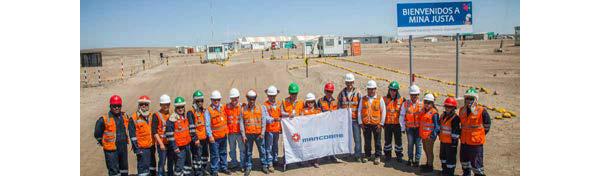 SNMPE: Ica fue la región que más inversión minera captó en Enero- Noviembre