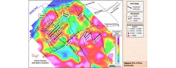 Dynacor Gold Mines reemprende la exploración en Tumipampa