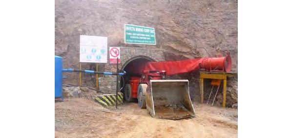 Lupaka apelaría a TLC Canadá Perú por pérdida de mina Invicta