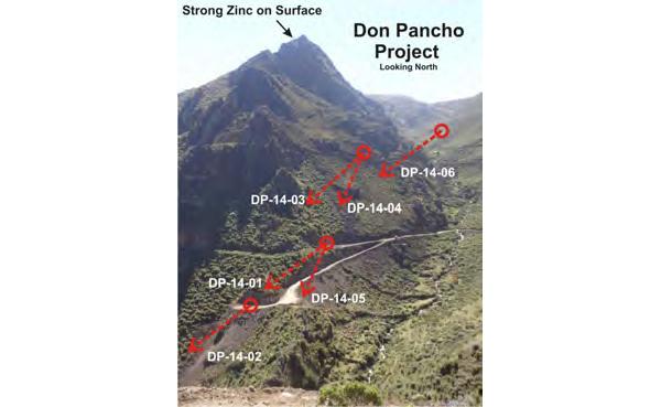 Tartisan Nickel retomará estrategia de exploraciones en Don Pancho