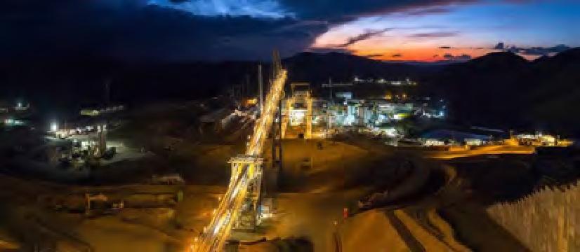 Hudbay incrementa recuperación de cobre en Constancia