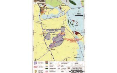 Tinka puede obtener zinc e indio de forma comercial en Ayawilca