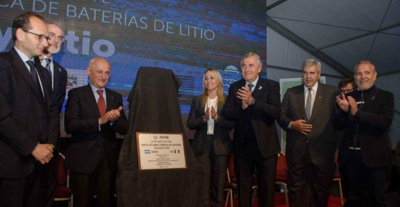 ARGENTINA: CONSTRUIRÁ SU PRIMERA FÁBRICA DE BATERÍAS DE LITIO