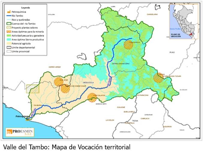 ADELANTO DEL CANON IMPULSARIA DESARROLLO SOSTENIBLE EN VALLE DEL TAMBO