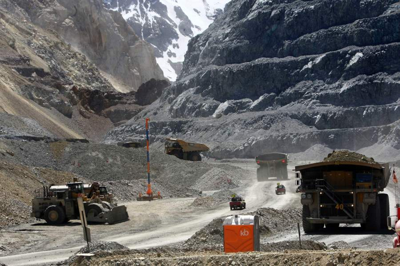 CHILE: ANGLO AMERICAN INICIA TRÁMITE AMBIENTAL PARA AMPLIAR LOS BRONCES