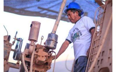 MINEM: 105 pequeños mineros se formalizaron en de Dios