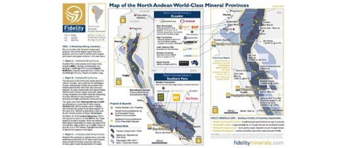 Fidelity Minerals completa colocación privada por $603,900