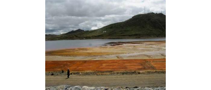 Cerro de Pasco Resources presenta proyecto de explotación de relaves a población pasqueña