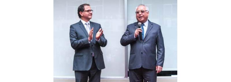 Ministro Juan Carlos Liu asume cartera de Energía y Minas