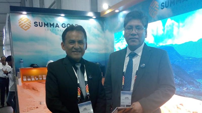 Summa Gold pone en marcha nueva mina de oro en el Perú