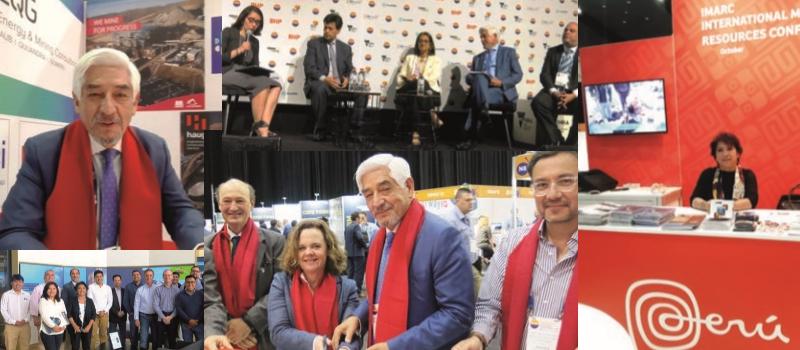 EXITOSA PARTICIPACION DE MISION PERUANAEN IMARC 2019En dos años habrá vuelos directos entre Perú y Australia