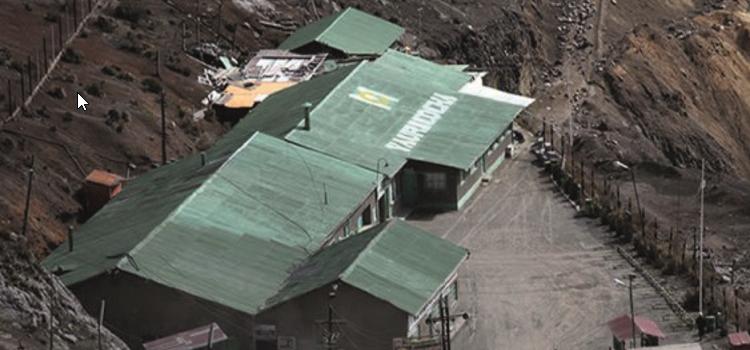 Sierra Metals reduce su fuerza laboral en Yauricocha a nuevos mínimos