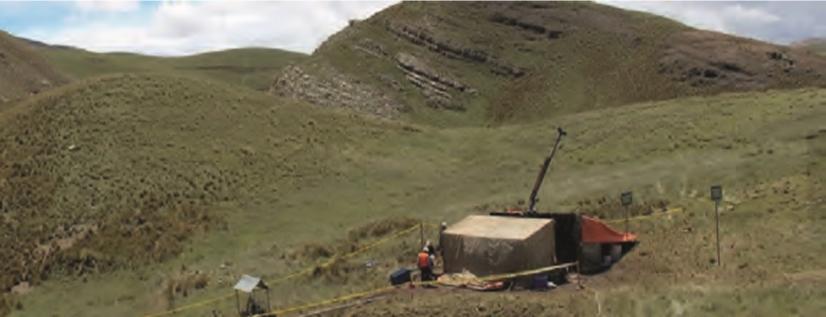 Inca Minerals anunció resultados finales de análisis de suelos en Riqueza