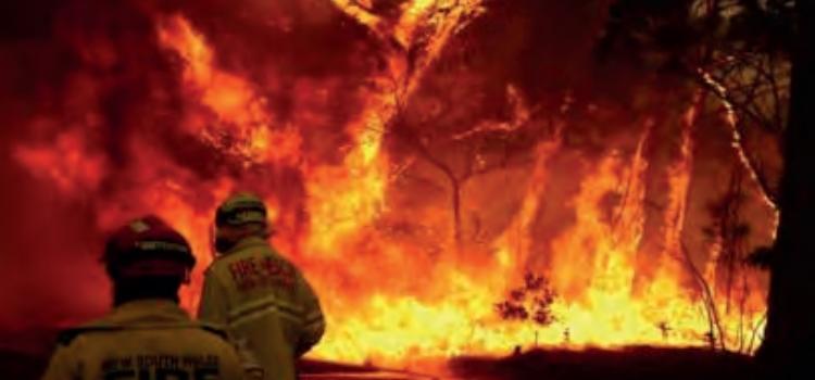 AUSTRALIA: RIO TINTO DONA AU$1 MILLÓN A LA CRUZ ROJA AUSTRALIANA PARA CRISIS POR INCENDIOS FORESTALES