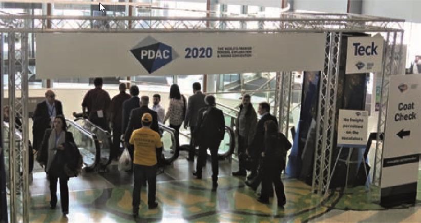 LA CONVENCIÓN PDAC 2020 SUPERO LOS 23,000 ASISTENTES