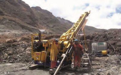 El financiamiento global para exploración minera cayó a un mínimo de 8 meses en octubre