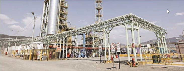 Buenaventura tendría lista planta de cobre de Río Seco en 2022
